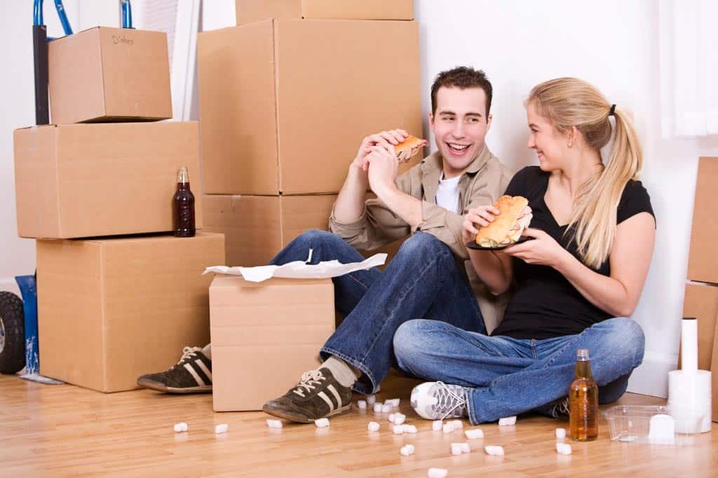 Odluka o preseljenju: Zajednički život s partnerom