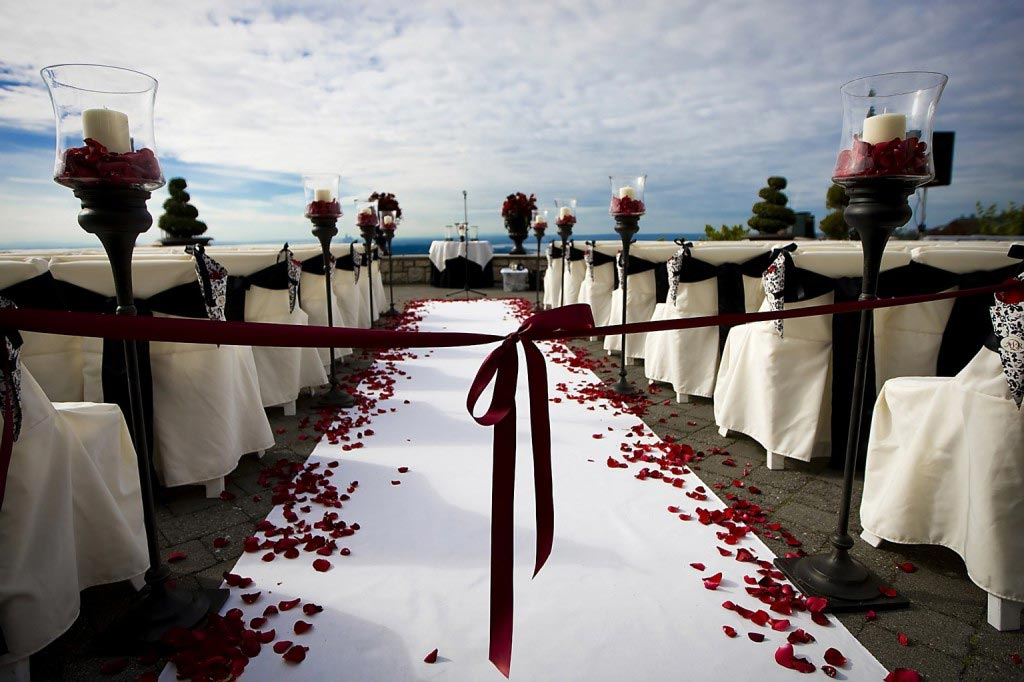 Pet zlatnih pravila kod organiziranja vjenčanja
