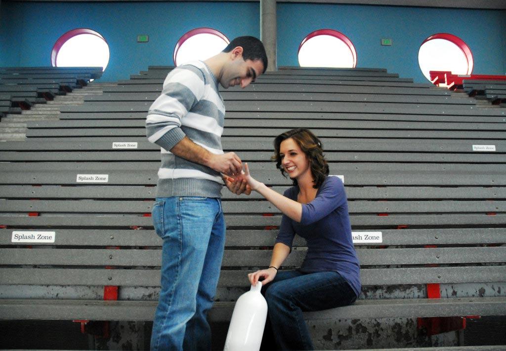 Kako zaprositi ljubav svog života? Deset orginalnih ideja prosidbe!